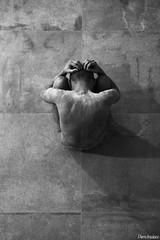 Le coprs (pierre.insalaco) Tags: black nu triste dos corps lignes lumire discret hauteur humain talque