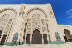 Mezquita Hassan II (valentinasota) Tags: mosque morocco maroc mezquita casablanca marruecos mosque hassanii