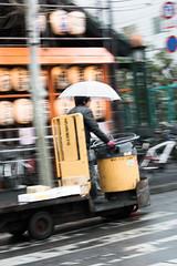 Race under the rain (FabZan) Tags: fish japan tokyo market tsukiji
