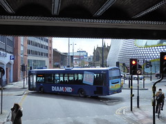 Buses Around Birmingham (metrogogo) Tags: bus buses transport selfridges iconic parkstreet digbeth bordesley diamondbuses