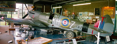 TB752 Supermarine Spitfire Mk.XVI (eLaReF) Tags: history museum spitfire raf manston supermarine mkxvi tb752