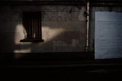Untitled (lpfmparis) Tags: street light urban 35mm emptiness analogic lpfm 160nc