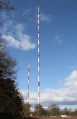 NDR Sender Steinkimmen (The Rubberbandman) Tags: old building station television radio vintage germany logo tv outdoor german mast sender antenna abstrakt transmitter ndr rundfunk linien ganderkesee steinkimmen norddeutscher