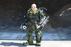 Brooklyn Exo Soldier (Brooklyn RobotWorks) Tags: nyc newyork anime brooklyn naked nude soldier army robot costume cosplay manga tomcruise exoskeleton comiccon mimic udf nycc exosuit dougliman sakurazaka emilyblunt christophermcquarrie peterkokis edgeoftomorrow jezbutterworth exosoldier christophermacquarrie