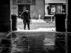 (Miran Kramar) Tags: street winter snow olympus zagreb em1 1235
