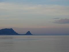 Tramonto (RoBeRtO!!!) Tags: light sunset sea sky costa water clouds coast tramonto nuvole mare cielo sicily palermo acqua luce capozafferano rdpic sonyhx400v