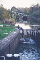 Caen Hill Locks (cathcuk) Tags: canal locks wiltshire