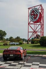 Corvette Museum (vynsane) Tags: kentucky corvette nationalcorvettemuseum bowlinggreenky