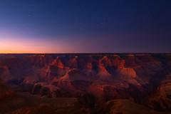 Valley of Dreams (Sairam Sundaresan) Tags: sunset arizona colors canon stars landscape landscapes twilight bend grandcanyon curves grand canyon valley 5d sairam sundaresan 5dmarkiii sairamsundaresan