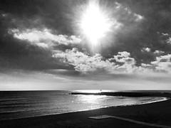 """""""Resplandor"""" (atempviatja) Tags: luz mar cielo resplandor"""
