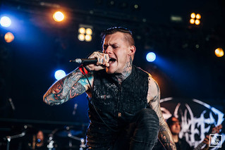 Carnifex // Shot by Jurriaan Hodzelmans