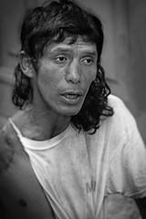 1 - 1000 rostros de Lima (wccp121094) Tags: street old lenin white man black de photography la alone arm lima cara warren 100 sv renato unin bonilla chirinos jiron