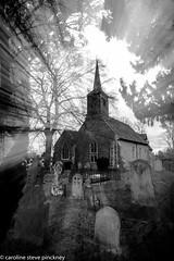 The Haunting (thepinkeyes) Tags: church parish haunting zoomburst roxwell