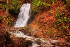Cataract Falls (Waterfall Guy) Tags: park mountains waterfall long exposure tennessee great east national smoky