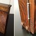 Tiger-oak cabinet