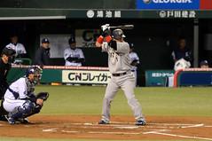 DSC_7106 (yuzuko_ko) Tags: 埼玉西武ライオンズ オリックス・バファローズ 中島裕之 炭谷銀仁朗 20150327l×bs@西武d