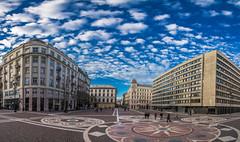 Budapest (Vagelis Pikoulas) Tags: city winter panorama building architecture canon buildings square europe hungary cityscape view pano budapest january panoramic tokina 6d 2016 1628mm
