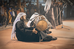 Night Street Show (RI70) Tags: show street music night traditional culture souk kuwait arabian q8 nightlive mubarakiya