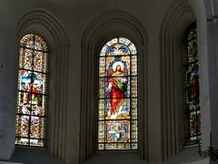 Vidrieras Catedral Luterana Santa Maria o de la Cpula Riga Letonia 04 (Rafael Gomez - http://micamara.es) Tags: santa de la o maria dom catedral vidrieras riga doms luterana zu cpula letonia rgas