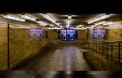 Underground (Iustin Ouatu) Tags: street longexposure trip urban streets architecture night dark underground lowlight nikon europe loneliness darkness streetphotography tunnel explore lonely nikkor isolated mafia iasi excursion ig discover nikond3200 architecturephotography vsco streetraw meandmygear vscocam igsc nikontop streetlightsunited lovesunitedteam