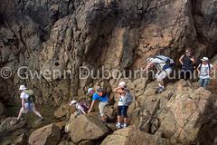 Grottes de Jobourg-8 (Gwenn Dubourthoumieu) Tags: france nature normandie geo ecologie environement crapahut grottesdejobourg
