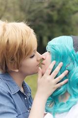 DSC_4092 (XRavenheartPH) Tags: moon cute girl couple foto cosplay persone haruka di yuri cosplayer sailor neptune uranus gruppo michiru bambino allaperto