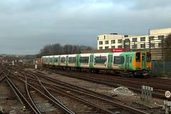 313212 (40011 MAURETANIA) Tags: train brighton transport southern emu britishrail unit 442 387 313 377 govia overallroof