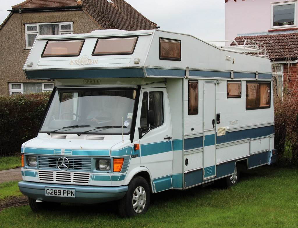 The world 39 s most recently posted photos of autotrail for Camper mercedes