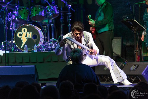 Elvis Weekend 2016 - January 29-30, 2016 - Hard Rock Hotel & Casino Sioux City