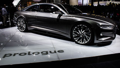 Audi Prologue (Shashi Shekhar2) Tags: india car audi prologue 2016 autoexpo
