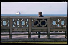 IMG_4029 (anto-logic) Tags: blue light sea sky people sun man beautiful look bicycle port canon bench liberty eos store nice focus pretty mare ship dof terrace pov blu gorgeous horizon joy handsome lookout depthoffield persone pointofview uomo nave porto cielo backlit lovely feb sole infinito azzurro livorno infinite luce controluce balustrade libero libert gioia bicicletta febbraio orizzonte bello panchina balaustra terrazza profonditdicampo terrazzamascagni puntodivista vedetta