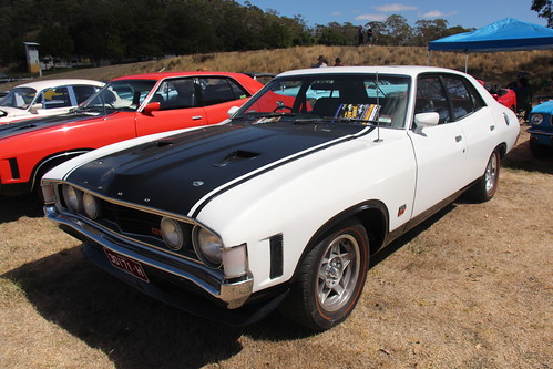 1972 Ford XA Falcon GT Sedan