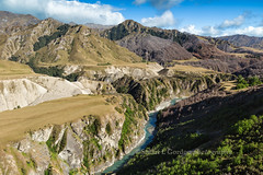 Skippers Canyon, New Zealand (chasingthelight10) Tags: travel newzealand mountains nature photography landscapes events places rivers queenstown canyons skipperscanyon