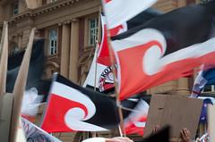 TPPA 2016-44 (domhartnett) Tags: newzealand democracy protest auckland aotearoa queenstreet skycity aoteasquare tpp tangatawhenua thisiswhatdemocracylookslike tppa tetiritiowaitangi thetreatyofwaitangi realchoice stoptpp tppanoway tranpacificpartnership itsourfuture noaltpp