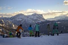 Young snowboarders (giandre11) Tags: sky snow 35mm nikon f18 snowboarder bolzano kronplatz brunico nital plandecorones nikonclubit d3100