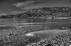 Micro and Macro Landscape (theseustroizinian) Tags: sea seascape canon landscape seaside corinth hellas greece hdr loutraki peloponnese seasunandclouds canoneos700d simplysuperb hdraward eos700d