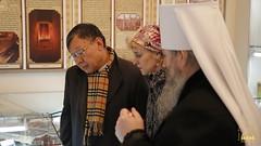 04. Japanese Ambassador's Visit to Svyatogorsk / Визит посла Японии в Святогорскую Лавру