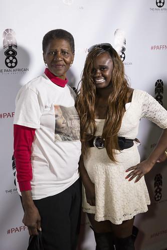 Wilhemina's War Screening at the Pan African Film Festival