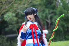 JER_8731 (jerry6980) Tags: takumar cosplay taiwan event 6x7 90mm smc ls f28 d2 cwt42