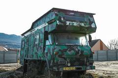 Abandoned (motor) home (The Adventurous Eye) Tags: abandoned home 21 motor caravan avia a21 karavan a vz obytn
