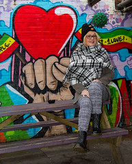 Love . Docs . (CWhatPhotos) Tags: pictures camera uk girls portrait england music woman house black color colour public colors leather angel canon pose that photography pub colours foto durham hole legs image boots artistic zoom pics walk dr gig leg north picture pic images womens holes east have photographs photograph fotos 7d gigs sole venue marten which soles dm 18200 eight docs alternative contain bouncing airwair martens theangel patent dms crossgate onthe 18200mm 1460 cwhatphotos crossgatedurham