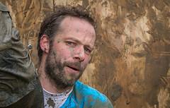 Mud Run (stevefge) Tags: people men netherlands mud nederland viking endurance berendonck nederlandvandaag reflectyourworld strongviking