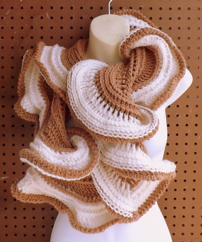 The Worlds Most Recently Posted Photos Of Crochet And Ruffle