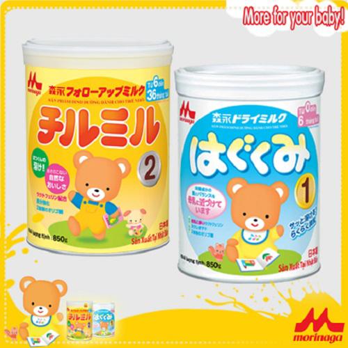 Hè sang mua sữa Morinaga nhận ngay quà tặng hơn 6 triệu đồng