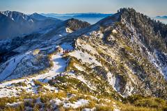 HDR -2 (billlushana1) Tags: sunset mountain snow rock canon landscape outdoor sony taiwan  peaks  taroko hualien  tarokonationalpark  superwide hehuanshan ef1740mmf4lusm  mountain 14 100peaksoftaiwan taiwantop100peaks sonya7r