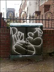 Puzle (Alex Ellison) Tags: urban graffiti boobs tag graff ac sfl northlondon allcity puzle puz