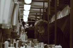 choosing books (aureliofioretta) Tags: book flickr market books teacher libri serendipity professore libreria mercatino shoop scegliere