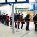 Stemlokaal Utrecht Centraal  Referendum over de associatieovereenkomst EU-Oekraïne