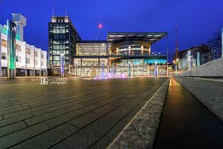 Brent Civic Centre, Wembley II, London, UK