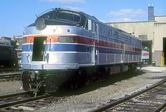 Amtrak E9 434 (Chuck Zeiler) Tags: railroad amtrak locomotive e9 434 chz emd